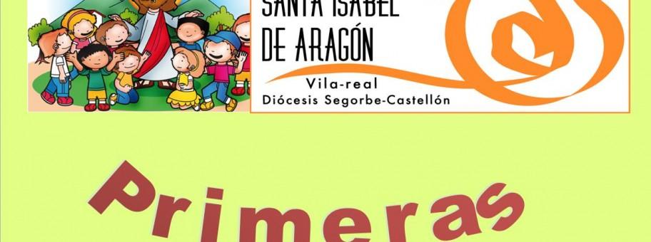 CARTEL LIBRO PRIMERAS COMUNIONES 2015
