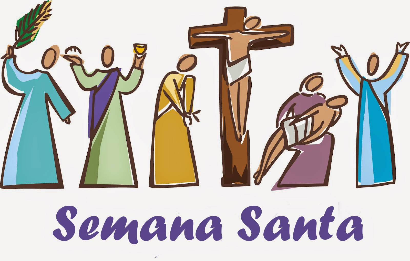 Resultado de imagen de Semana santa